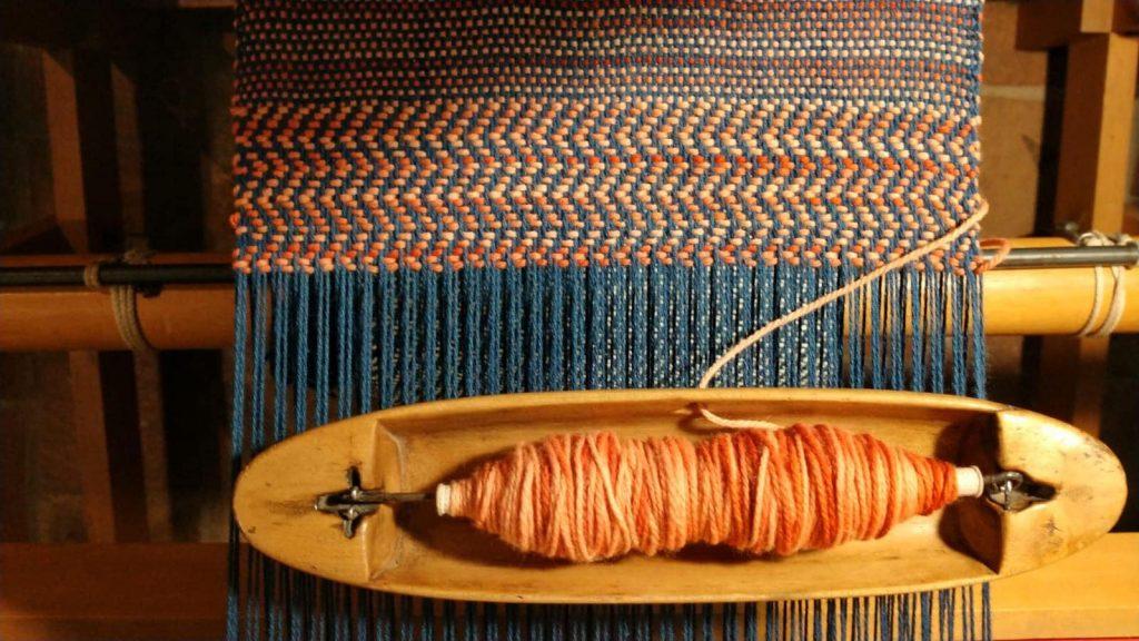 La lana che produce la Fattoria Valle Magica