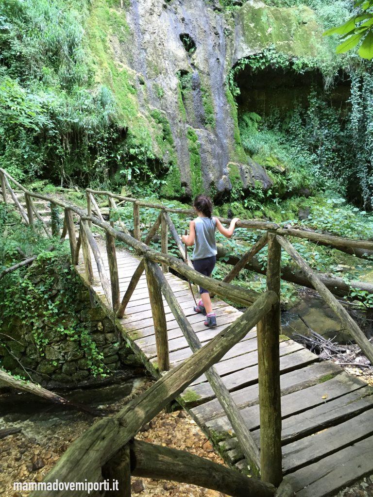 Valle dell'Orfento a Caramanico Terme