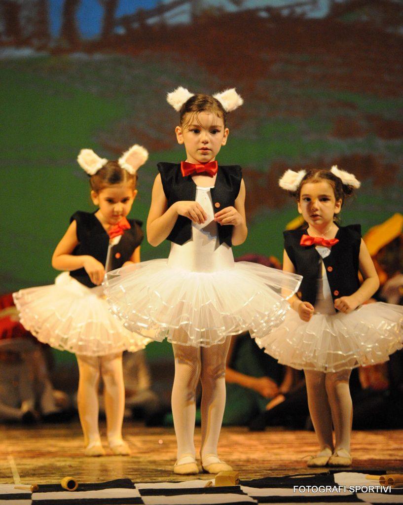 Danza all'Accademia delle Arti di Pescara