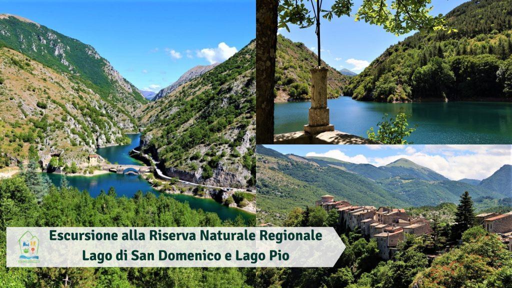 Escursione alla Riserva Naturale Regionale Lago di San Domenico e Lago Pio