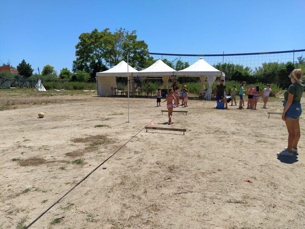 Giochi di gruppo di Radici Country Club