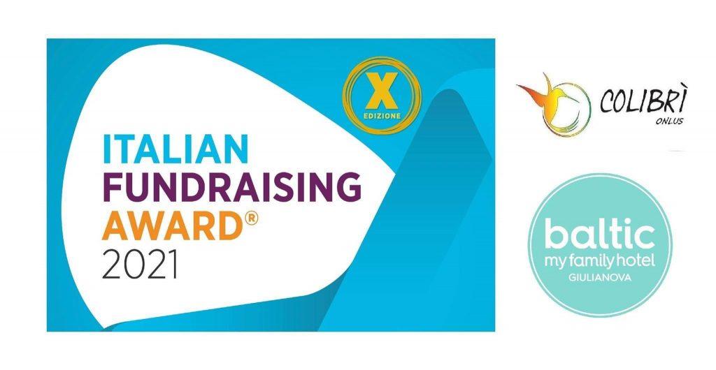 Italian Fundraising Award l'Hotel Baltic candidato alla vittoria