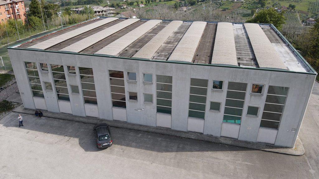 Pala Teate a Chieti sede del Campo estivo A Tutto Sport