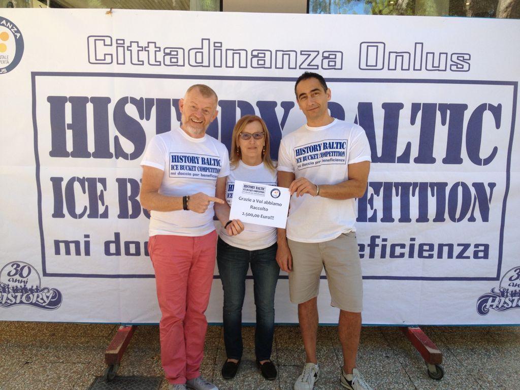Raccolta di solidarietà di Hotel Baltic