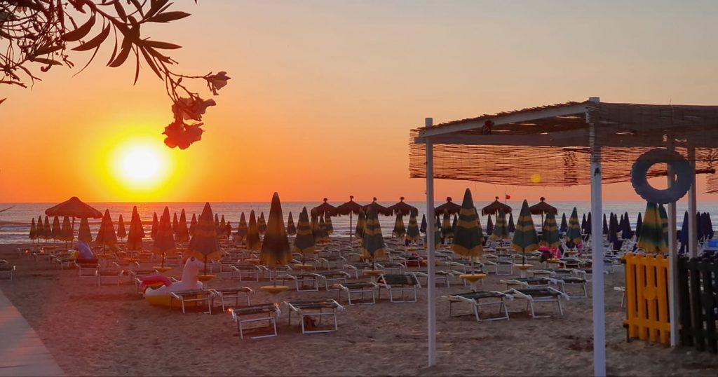 Spiaggia Hotel Baltic Giulianova