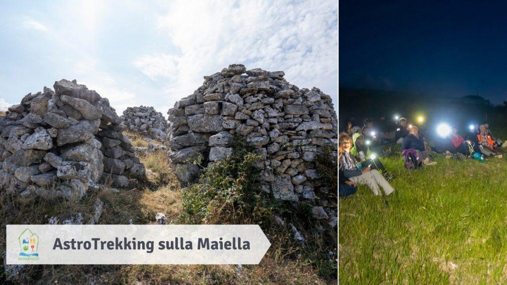 Astrotrekking sulla Maiella