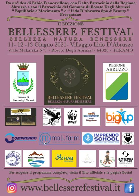 Bellessere festival a Roseto degli Abruzzi