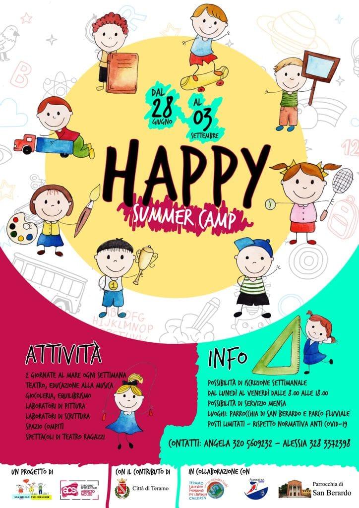 Campo estivo a Teramo Happy Summer Camp