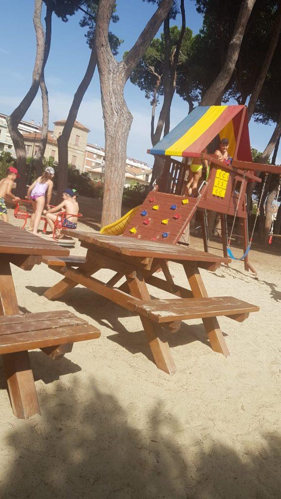 Campo estivo a Teramo Happy Summer Camp giochi al mare