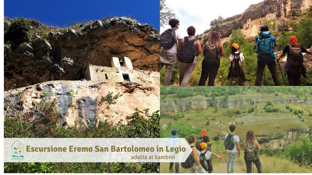 Escursione Eremo San Bartolomeo in Legio
