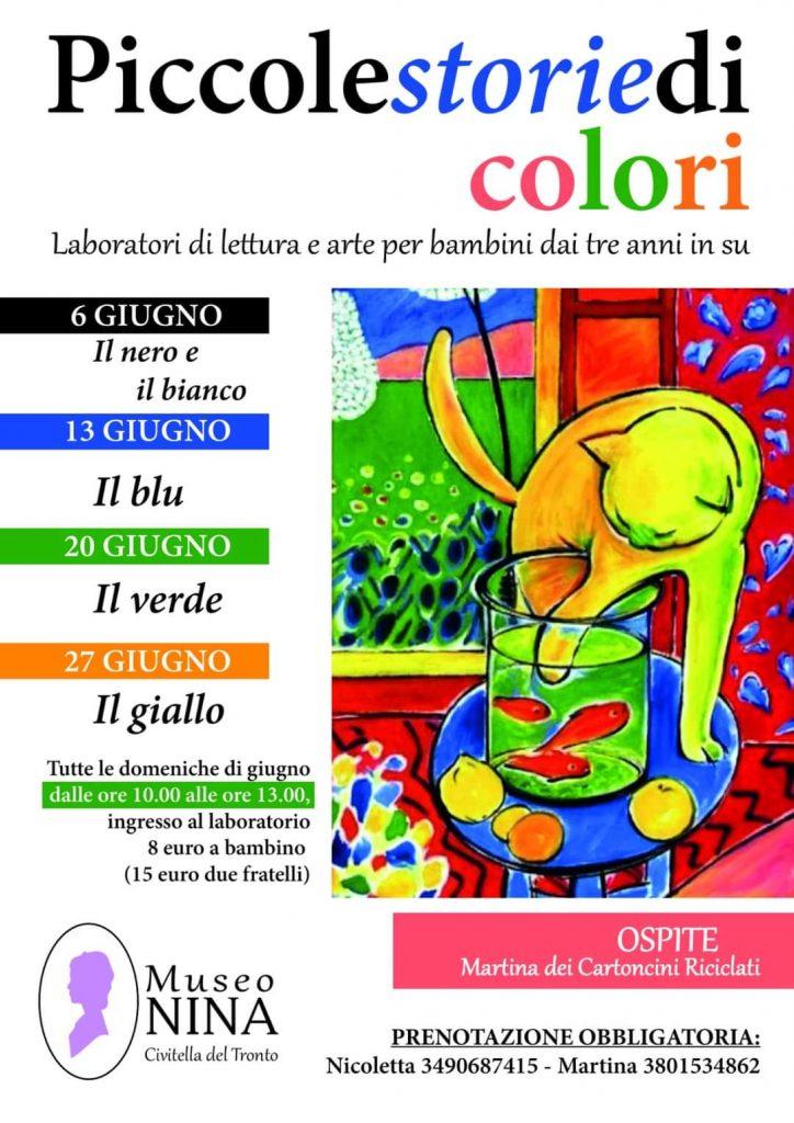 Eventi Museo Nina a Civitella del Tronto
