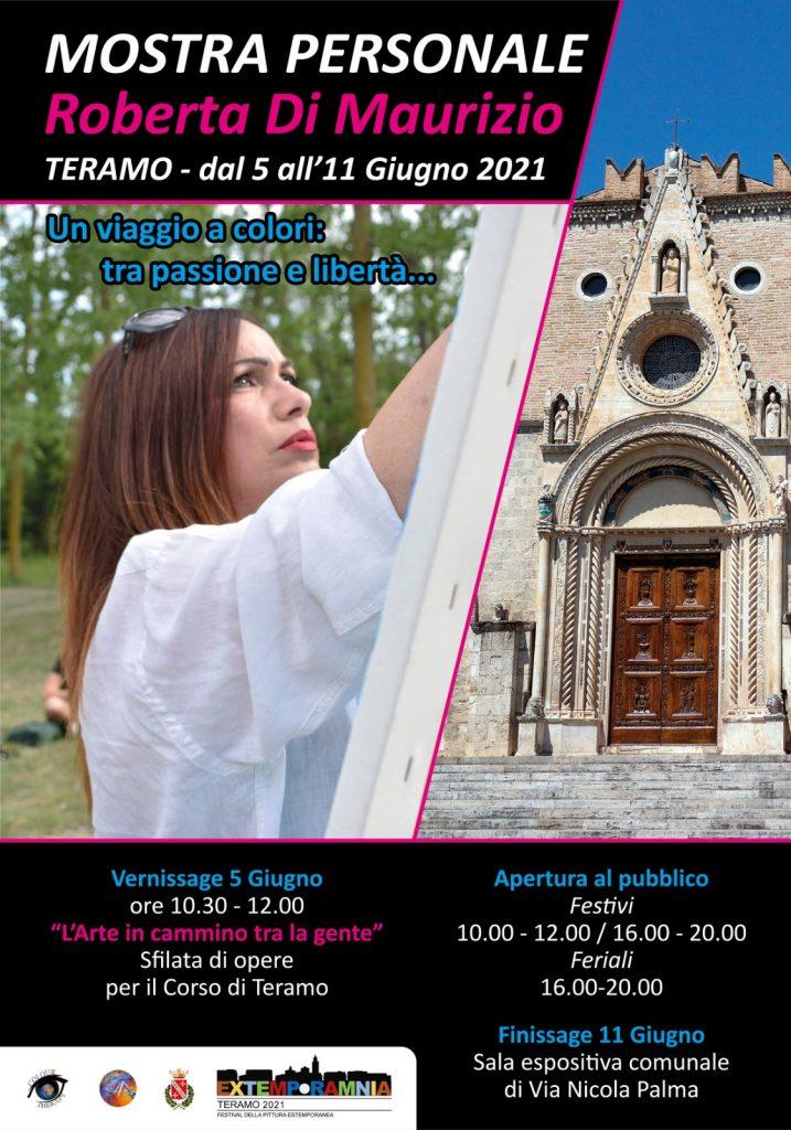 Mostra itinerante di Roberta Di Maurizio