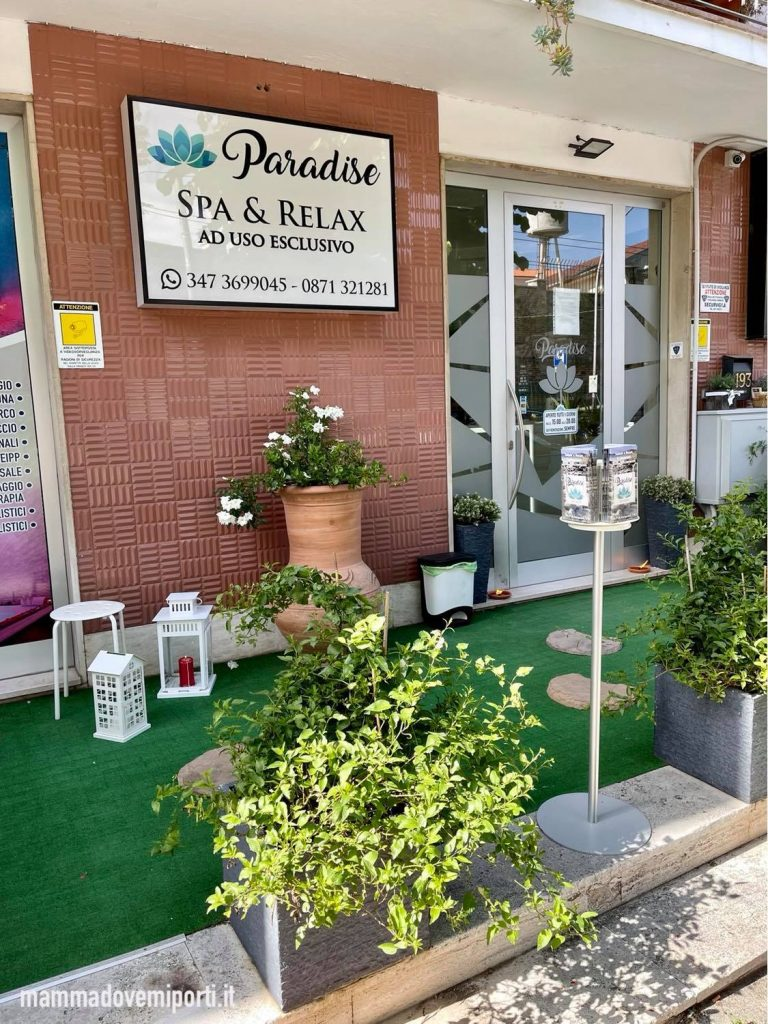 Ingresso Paradise SPA & Relax