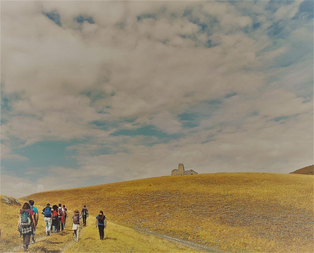 Escursione a Campo Imperatore adatta ai bambini