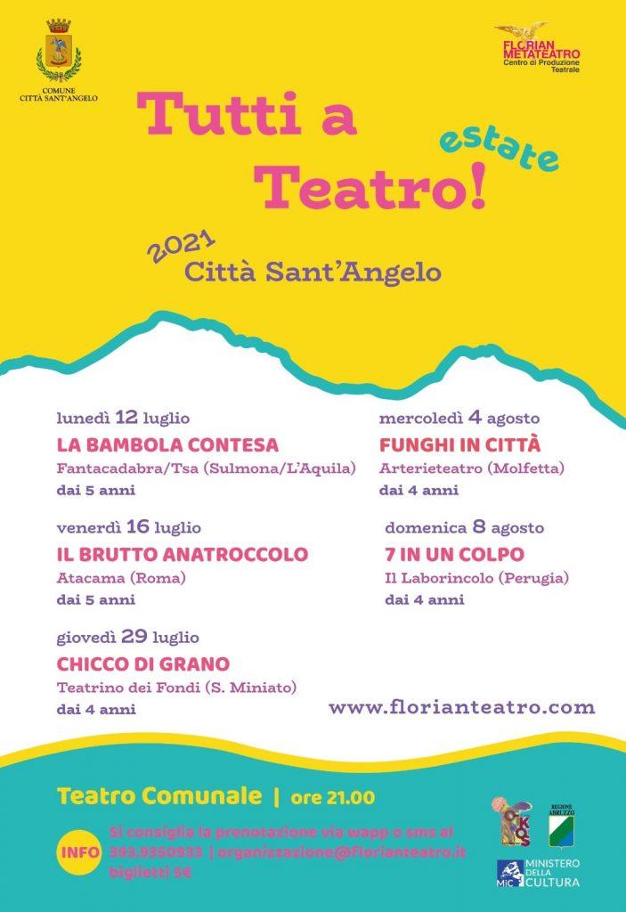 Evento per bambini Città Sant'Angelo