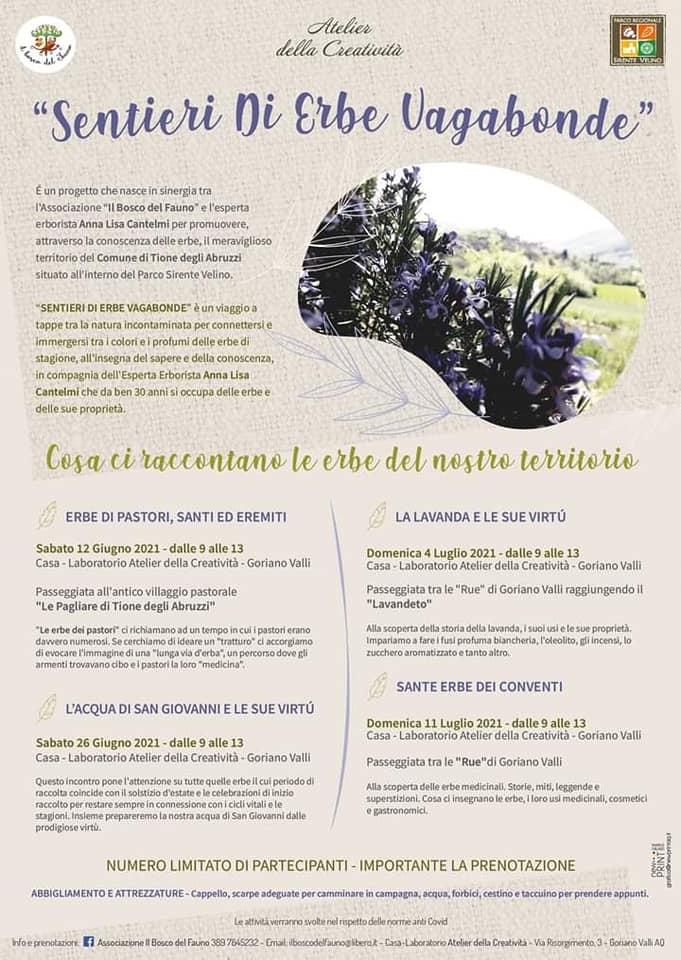 Evento per bambini Goriano Valli