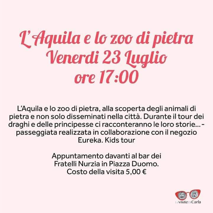 Evento per bambini L'Aquila