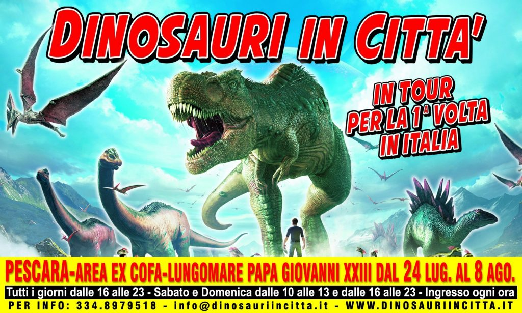 Evento per bambini Pescara
