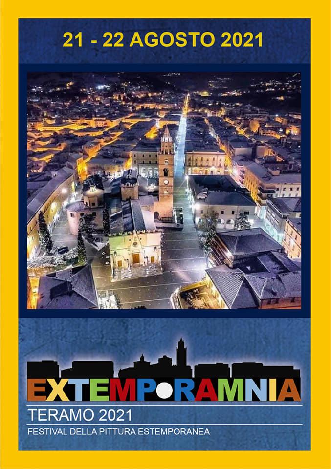 Extemporamnia 2021 a Teramo