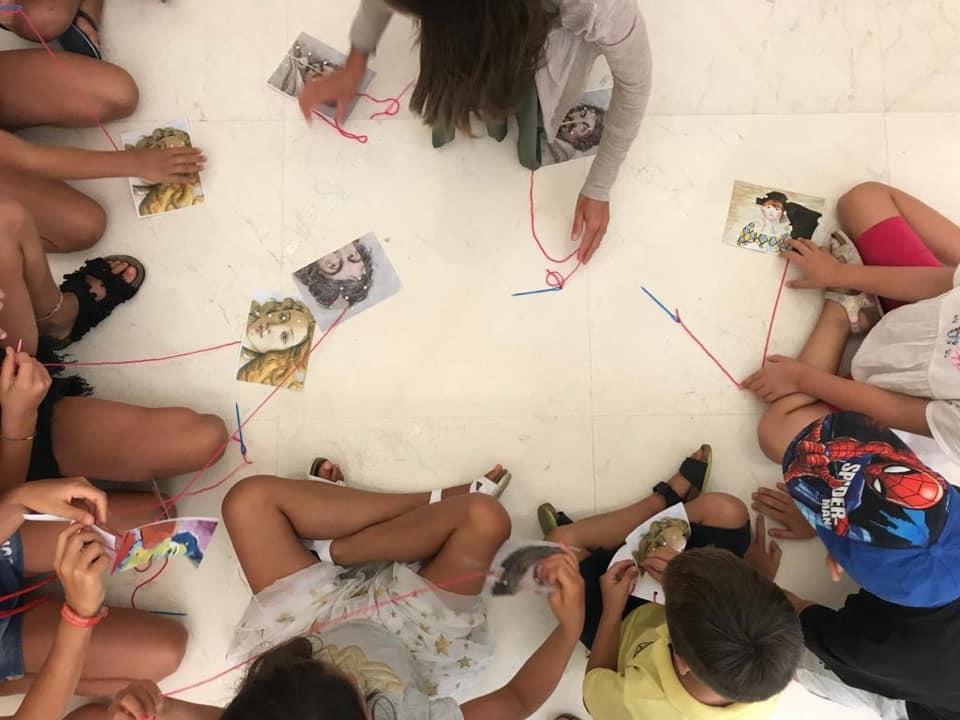 Laboratori 2019 presso Castelbasso