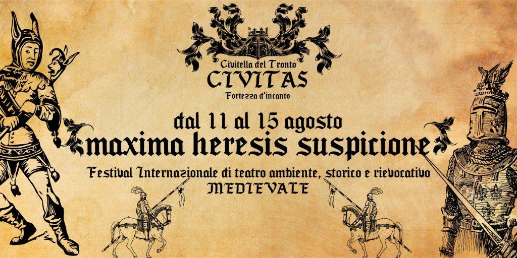 Civitas Fortezza d'Incanto a Civitella del Tronto