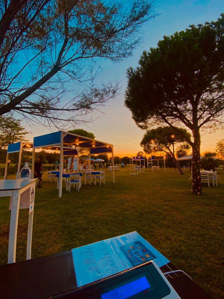 Eden Park Parco dei Laghetti a Porta Potenza Picena