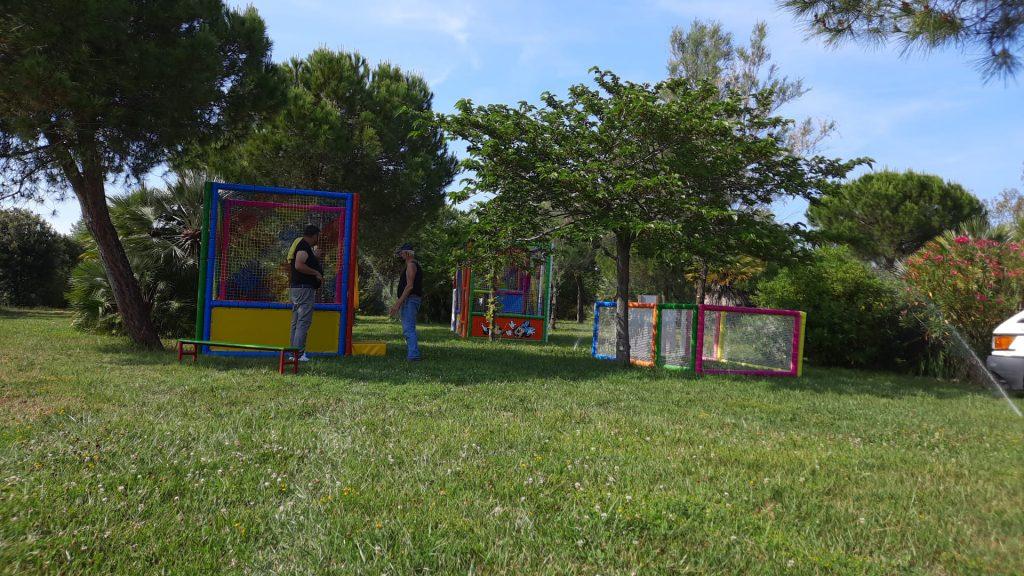 Giochi per bambini di Eden Park