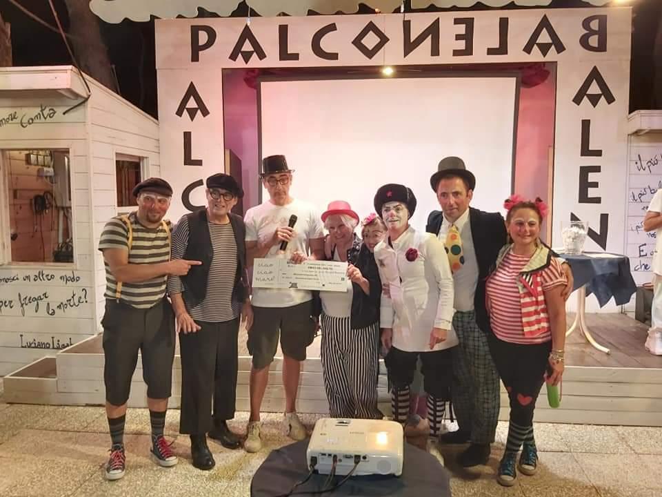 Serata Luna Park all'Hotel Baltic con Associazone Zupirù clown
