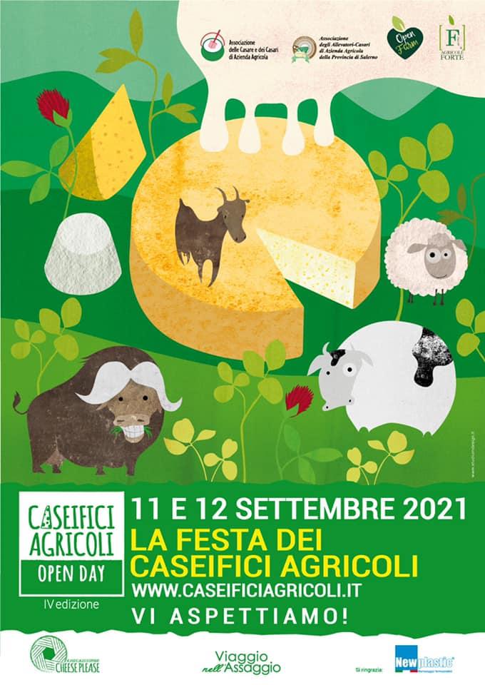 Eventi per bambini Open Day Caseifici Agricoli