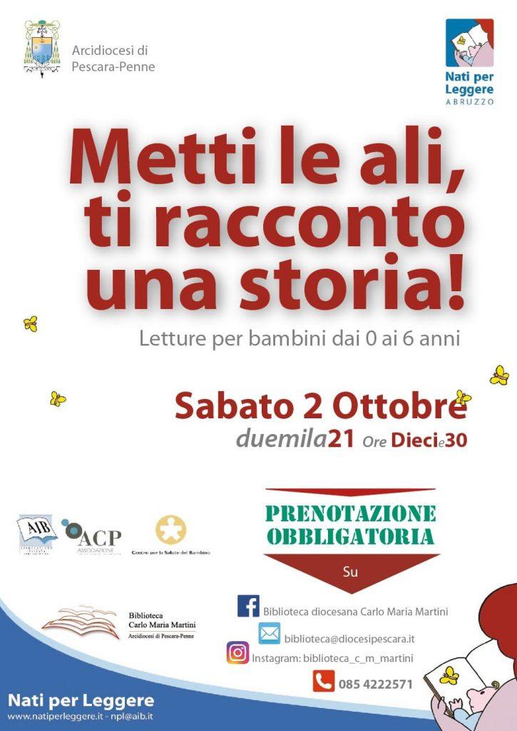 Evento per bambini Pescara nonni