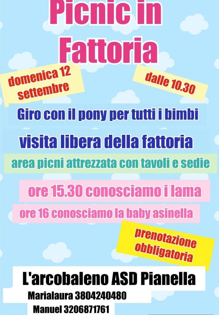 Evento per bambini Pianella