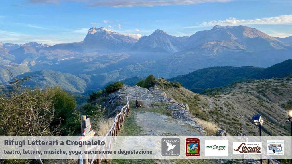 Rifugi Letterari evento gratuito a Crognaleto