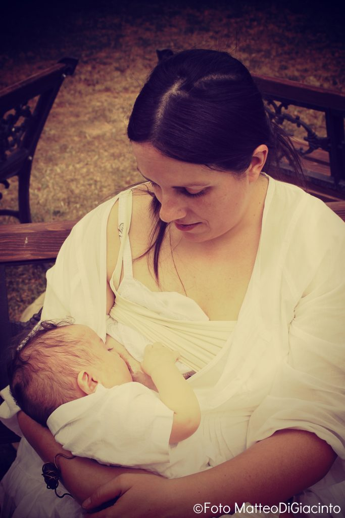 Allattamento materno la mia esperienza