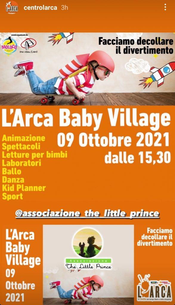Eventi per bambini Villa Raspa di Spoltore Pescara