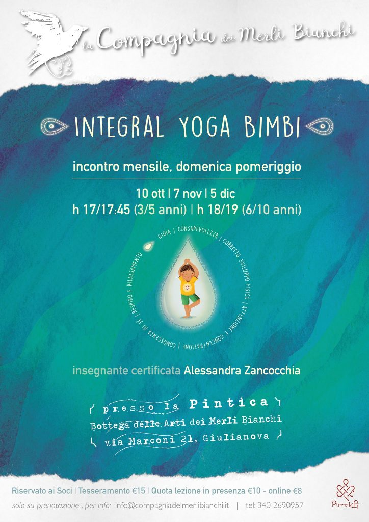 Integral Yoga Bimbi a Giulianova