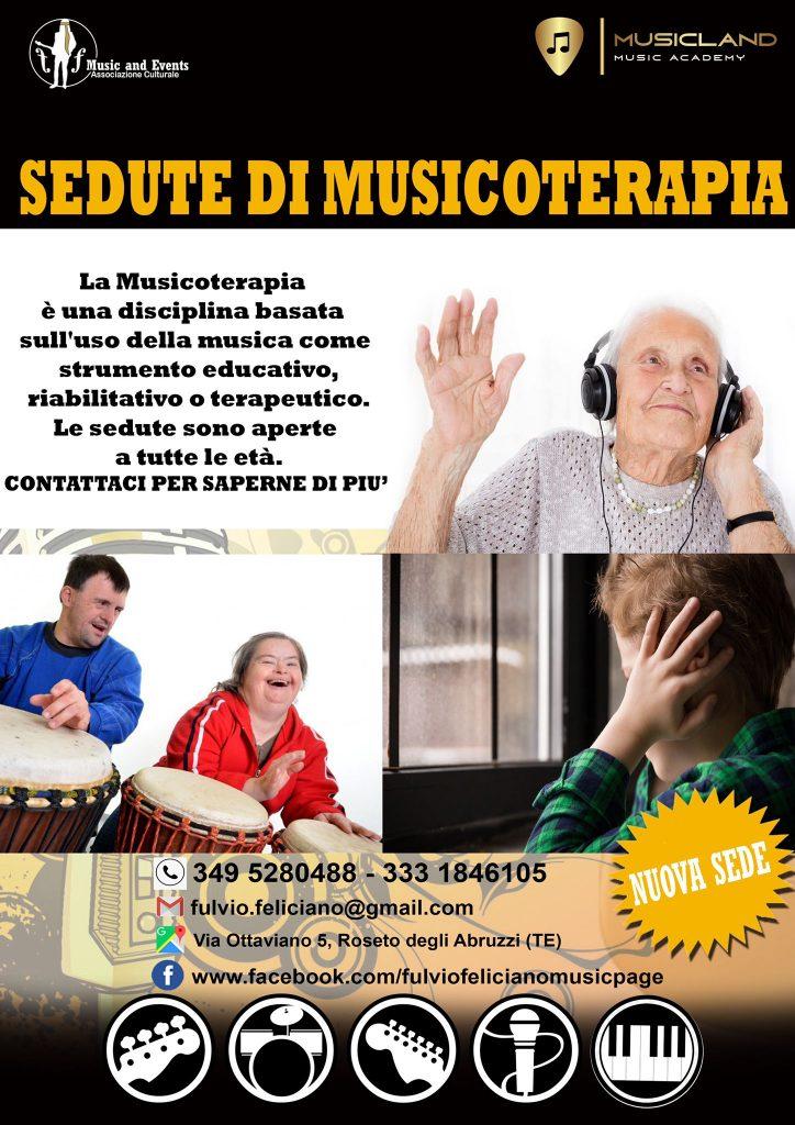 Locandina Musicland