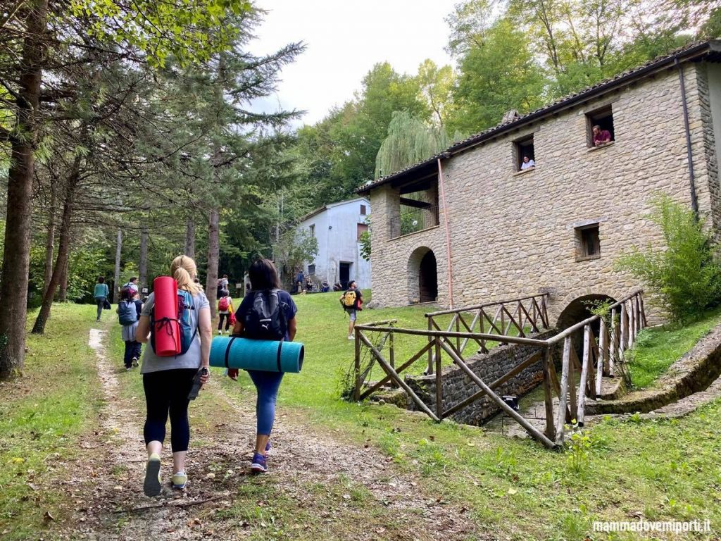 Visita al Mulino Di Francesco